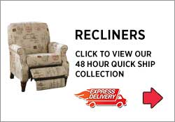Recliners 48 Hour Express Delivery