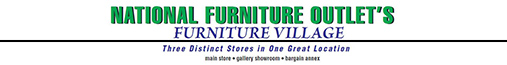 National Furniture Outlet - Westwego, LA Logo