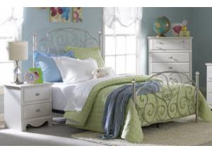 Spring Rose Twin Size bed