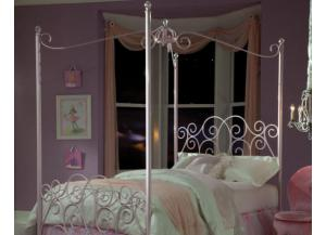 Princess Full Canopy Bed